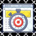 Online Target Seo Targeting Target Marketing Icon