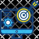 Seo Targeting Icon