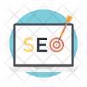 Seo Targeting Best Icon