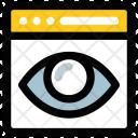 SEO visibility Icon