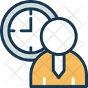 Seo Watch Time Icon