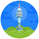 Seoul Tower Icon