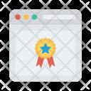 Online Reward Prize Icon