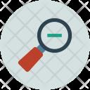 Serach Find Magnifier Icon