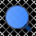 Serach Find Zoom Icon