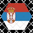 Serbia Serbian National Icon
