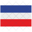 Serbia Country Flag Icon