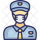 Sergeant Pilot Captain Icon