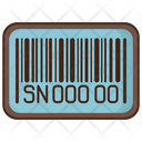 Serial Number Icon