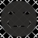 Serious Emoji Smiley Icon