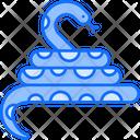 Serpent Snake Viper Icon