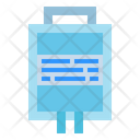 Serum Healthcare And Medical Via Icon