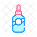 Serum Bottle Color Icon
