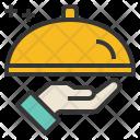 Serve Service Restaurant Icon
