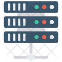 Serve Storage Mainframe Icon