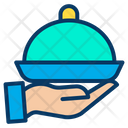 Food Party New Year Icon