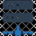 Array Cluster Data Center Icon