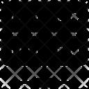 Server Database Hosting Icon