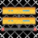 Server Data Network Icon