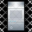 Server Tower Database Icon
