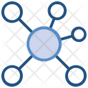 Data Analytics Server Connect Icon