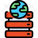 Server Seo Web Icon