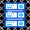 Computer Equipment Server Icon