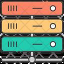 Dataserver Network Sql Database Icon