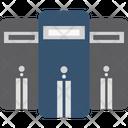 Server Network Server Database Icon