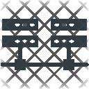 Server Network Hosting Icon