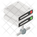Server Data Server Network Shared Database Icon