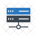 Database Server Network Icon