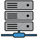 Server Database Data Icon