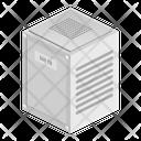 Server Database Technology Icon
