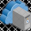 Server Desktop Pc Icon
