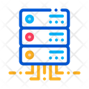 Office Server Workplace Icon
