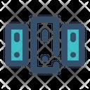 Server Storage Data Icon
