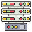 Server Database Storage Icon