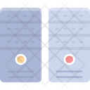 Server Hardware Pc Icon