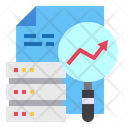 Server Data Base File Icon