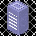 Server Computing Data Icon