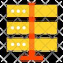 Server Hosting Database Icon
