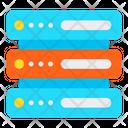 Database Rack Server Icon