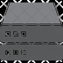 Server Database Device Icon