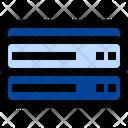 Server Drive Hard Disk Icon