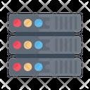 Server Database Coding Icon