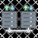 Server 5 G Signal Icon