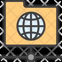 Server Proxy Notebook Icon