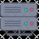 Server Database Sharing Icon