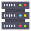 Server Database Software Icon